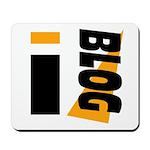 Blogger Mousepad