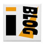 Blogger Tile Coaster