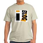 Blogger Ash Grey T-Shirt