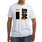 Blogger Fitted T-Shirt