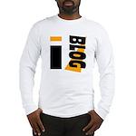 Blogger Long Sleeve T-Shirt