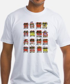 Funny Firefighter Shirt