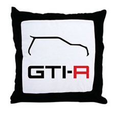 GTIR Throw Pillow