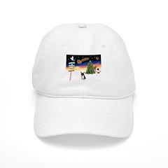 XmasSigns/Corgi Pup (Z) Baseball Cap