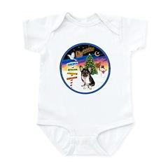 XmasSigns/Corgi Pup (Z) Infant Bodysuit