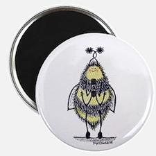 Happy Bee Magnet