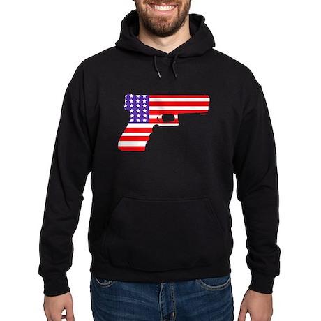 9mm flag Hoodie (dark)