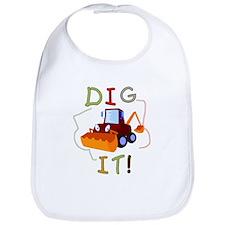 Dig It Bib