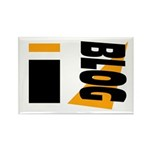 Blogger Rectangle Magnet (100 pack)