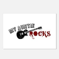 My Auntie Rocks Postcards (Package of 8)