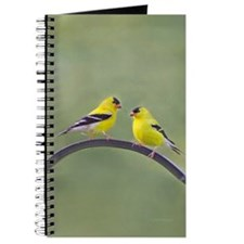 Goldfinches Journal