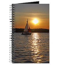 Sunset Sailboat Cruise Journal