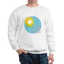 Unique Uplifting thoughts Sweatshirt