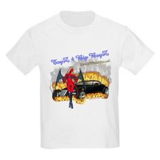 Kids T-Shirt Toyz 4 Big Boyz DrakWing Angel