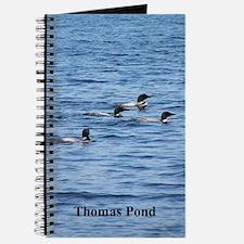 Thomas Pond Maine Journal
