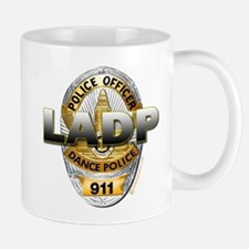 LADP Los Angeles Dance Police Mug