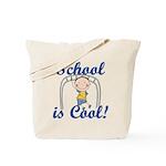 Boy School is Cool Tote Bag