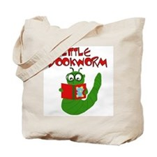 Little Bookworm Tote Bag