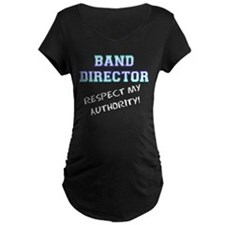 Band Director: Respect My Aut T-Shirt