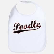 Poodle Varsity Bib