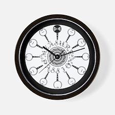 B0498 Wall Clock