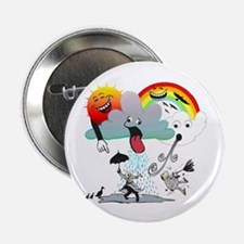 "Very Bad Weather! 2.25"" Button (10 pack)"