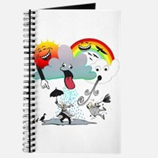 Very Bad Weather! Journal