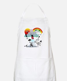 Very Bad Weather! BBQ Apron