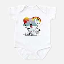 Very Bad Weather! Infant Bodysuit