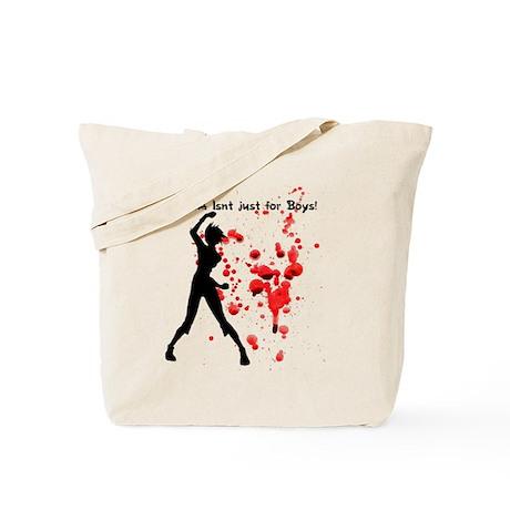 MMA Chic Tote Bag