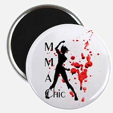 MMA Chic Magnet
