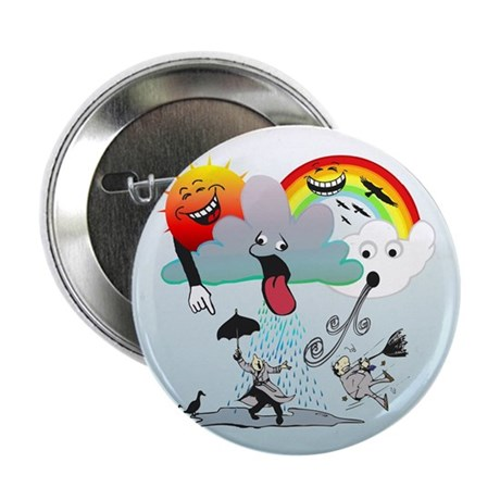 "Very Bad Weather! 2.25"" Button (100 pack)"