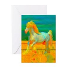 Gentle Giant (Horse) Greeting Card