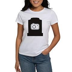 Headstone Photographer Women's T-Shirt