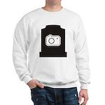 Headstone Photographer Sweatshirt