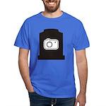 Headstone Photographer Dark T-Shirt