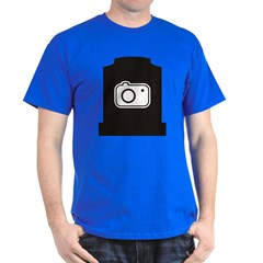 Headstone Photographer T-Shirt