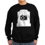 Headstone Photographer Sweatshirt (dark)