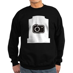 Headstone Photographer Sweatshirt (dark)