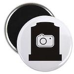 Headstone Photographer Magnet