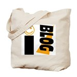Blog Happy Tote Bag