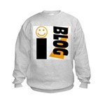 Blog Happy Kids Sweatshirt