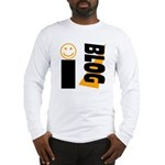 Blog Happy Long Sleeve T-Shirt
