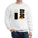 Blog Happy Sweatshirt