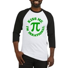 Pi Day Baseball Jersey