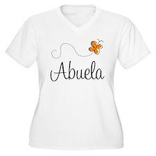 Abuela Butterfly T-Shirt