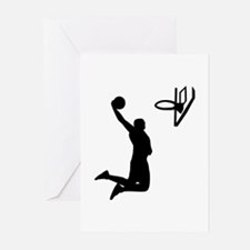 Basketball Greeting Cards (Pk of 20)