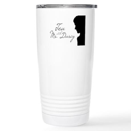Coffe and Tea Stainless Steel Travel Mug