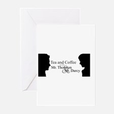 Coffe and Tea Greeting Cards (Pk of 20)