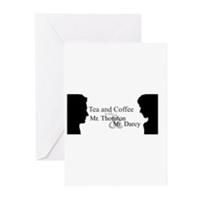 Coffe and Tea Greeting Cards (Pk of 10)